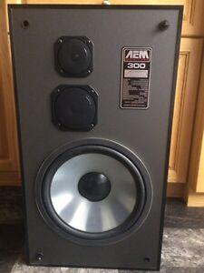 Speaker AEM