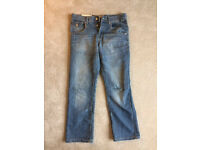 Men's Straight Leg Crafted Jeans (32/30)