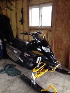 Yamaha nytro for sale or trade