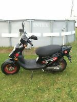 2008 PGO BIG MAX SCOOTER - LOW KM'S!!!!!! GREAT DEAL!!!!!