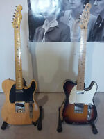 For Sale or Trade 2 Telecasters