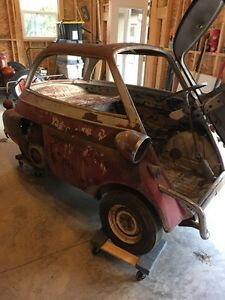1957 BMW isetta 300 Kitchener / Waterloo Kitchener Area image 1