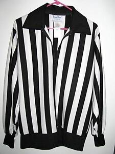 Brand new referee shirt for sale