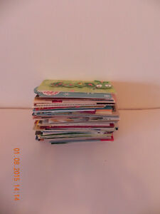 Used Greeting Cards