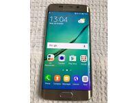 Samsung galaxy s6 edge 64GB any network