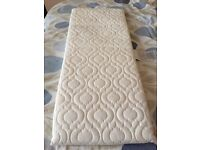 ***FREE*** - Cot / Moses basket mattress, 890mm x 380mm