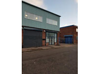 Retail-Warehouse-Light Industrial-Office units to Let in Cheethamhill-Newly Built