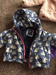 18-24 months girls jackets and clothes