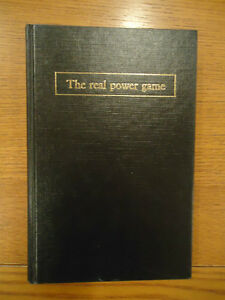 The Real Power Game - A Guide to European Industrial Relations - West Island Greater Montréal image 1