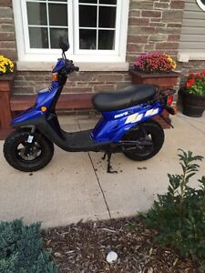 Yamaha BwsR scooter  (price is firm )