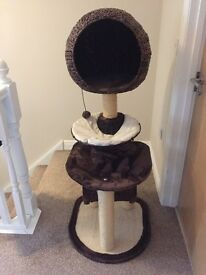 Cat furniture/activity centre for sale