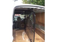 Dog guards for Renault kangoo van
