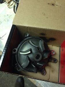 Duramax water pump