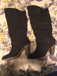 Woman's fall boots