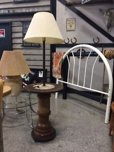 Lamp clearout in Leduc
