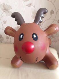 Rudolph space hopper