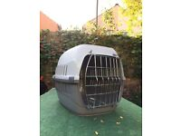 Cat/small dog transport cage