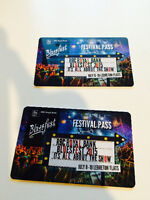 Bluesfest Adult Full Festival Passes (two available)