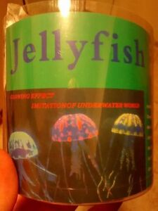 Glowing Jellyfish (aquarium accessory) Peterborough Peterborough Area image 1