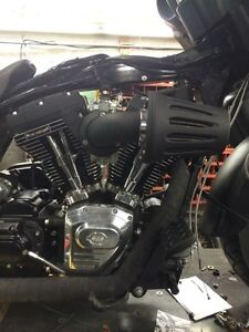 Harley Twin Cam Breather