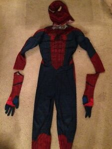 Spider-Man / girl pirate/Hulk kids' Halloween coatumea