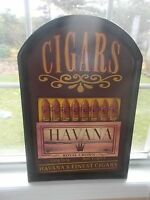 Havana Cigars wall picture