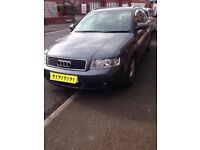 Parts Only Audi B6 Breaking Grey