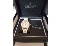 Chanel ladies watches boxed