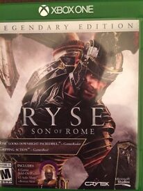 Xbox One Ryse:Son of Rome