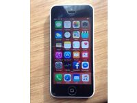 I Phone 5c Grade A + Mint Condition Unlocked