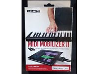 Line 6 MIDI mobilizer II - iPhone, iPod, iPad interface