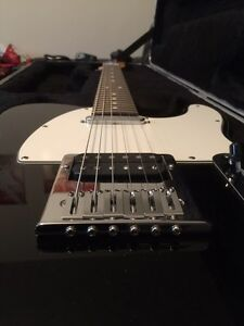 Fender Telecaster previously owned by Jeff Stinco