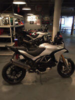 2010 - 2012 Multistrada 1200 full termignoni exhaust