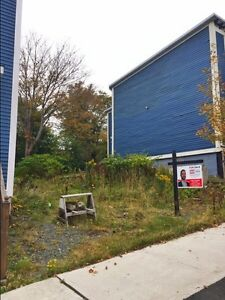 VACANT LOT DOWNTOWN WITH REAR ACCESS!!! St. John's Newfoundland image 1
