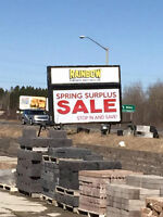 Landscaping Stone Sale