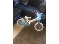 """14"""" kids frozen bike"""