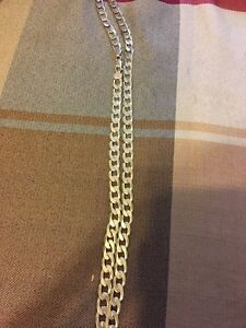 Curb Link gold chain for sale St. John's Newfoundland image 1