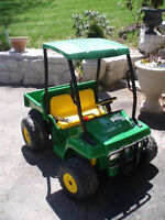 Peg Perego Gator SE with LED Lights -SEE THE VIDEOS OF IT GOING!