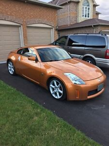 2003 Nissan 350z Grand Touring Nav Package
