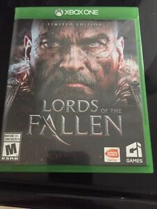 XB1 LORDS OF THE FALLEN  London Ontario image 1