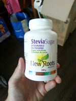 Stevia Sugar 250g bottle (exp. 07/2017) - $10 OBO
