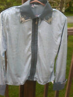 Western Show Shirt for sale