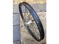 "Quando 20"" bmx bike wheel front hub"