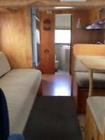 CHEVY MOTORHOME IN GOOD SHAPE - CASH OR TRADE OFFERS WELCOME