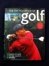 Encyclopedia of Golf - Chris Meadows [Hardback] Loganholme Logan Area Preview