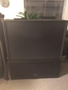 """50"""" Hitachi TV"""