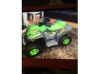Battery operated quad IDEAL XMAS PRESENT
