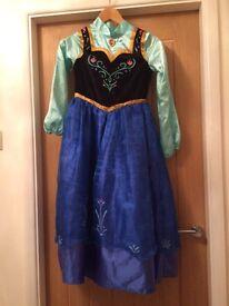 OFFICIAL DISNEY Princess Anna Frozen Dress