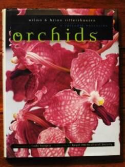 Orchids - A Splendid Obsession - W & B Rittershausen [Hardback]