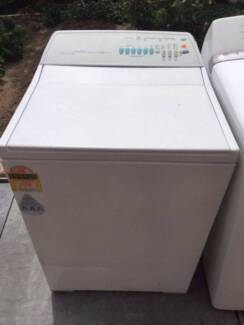 large / much newer model/great working 7.5 kg Simpson top washing